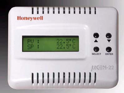 Honeywell AHU Thermostat