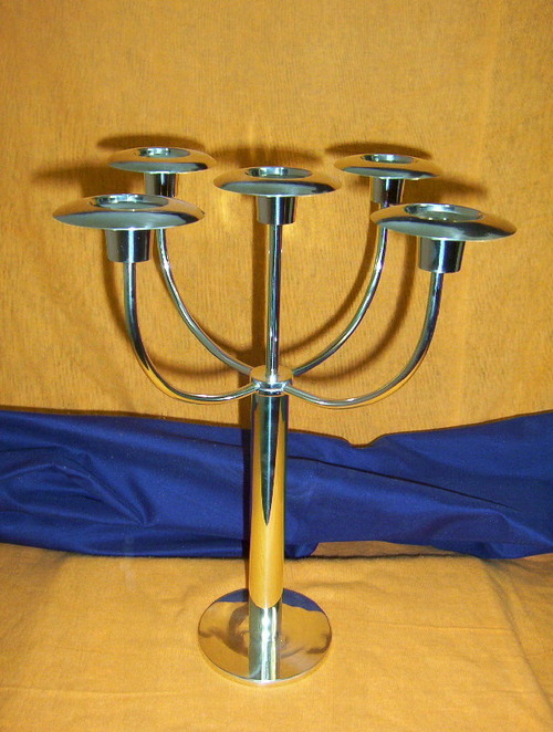 Decorative Candle Holder & Stand