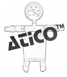 Depression Measurement System (Vacuum Gauge)