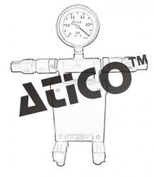 Depression Measurement System (Vacuum Gauge