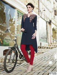 You're have class look with Stylish Kurti