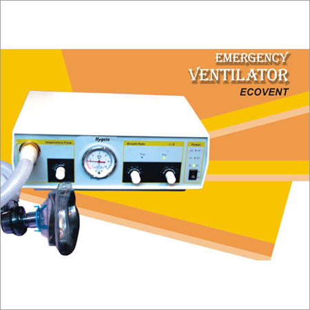 Emergency Ventilators