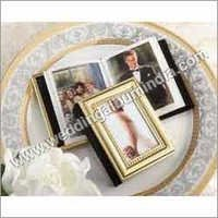 Silver Plated Photo Frame Album
