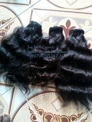 Non Remy Indian Hairs