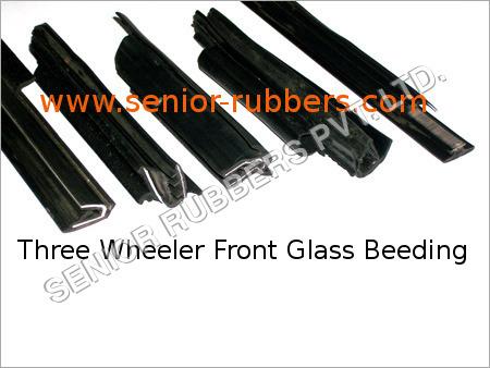 Rubber Glass Beedings