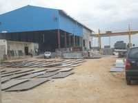 Fabricated Factory Shed