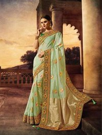Royal virasat wedding saree