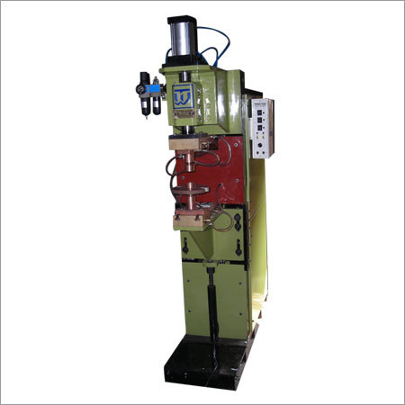 Press Type Spot Welding Machine