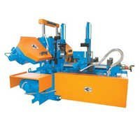 BDC-300 A Fully Automatic Double Column Band Saw Machine