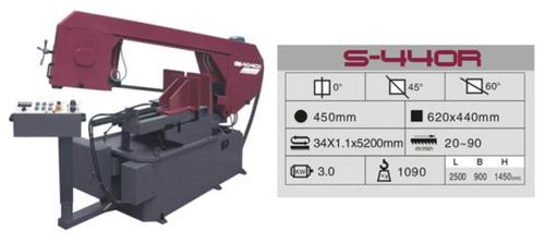 S-440R Bandsaw Cutting Machine