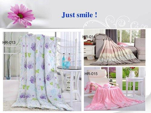 Acrylic Blanket Satin Trim
