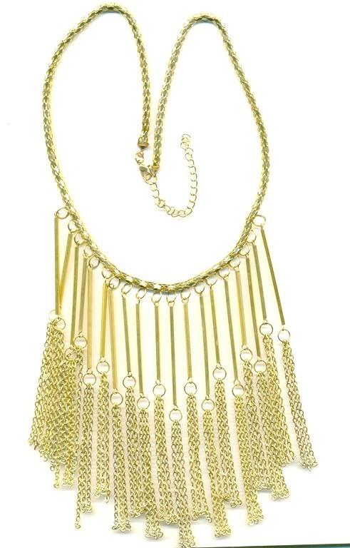 Antique Metal Necklace