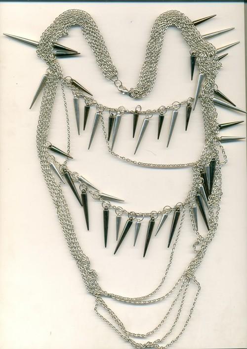 Designer metal Necklace
