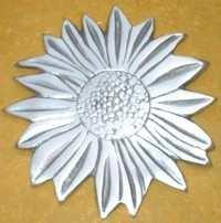 Metal Sunflower Trivet