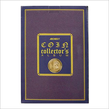 Coin Collecting Albums