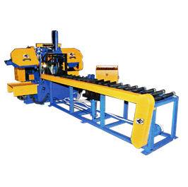 Pipe And Neck Cutting Bandsaw Machines