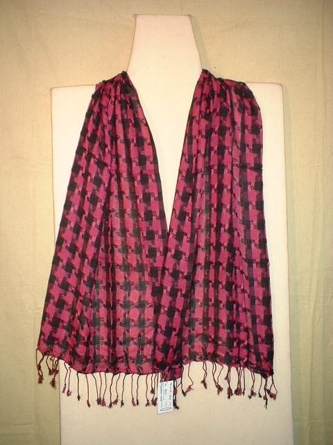Rayon Arafat Printed Scarves