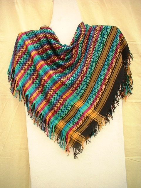 Rayon Jacquard Pritned Scarves