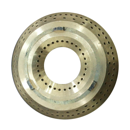 Brass Gas Burner Cap