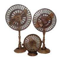 Wooden Decorative Fan