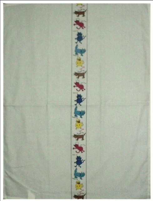cotton dishcloth