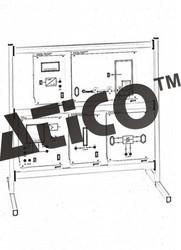 Temperature Control Apparatus with Experimental Panels