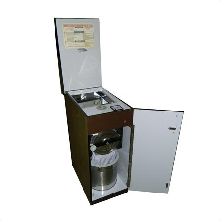 Mini Atta Chakki Cabinets