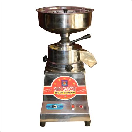 Steel Body Flour Maker Mill