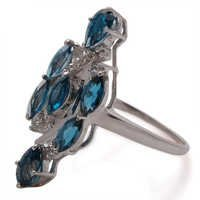 latest designer ring in silver, wholesalee silver jewelry