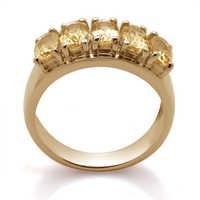 18k gold filled on silver ring gemstone, gold vermeil micron plating jewelry wholesale