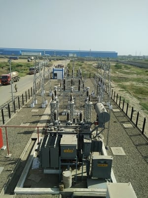 Electrical Transformer Installation Services