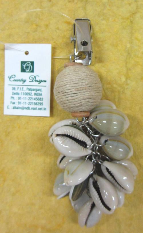 sea shells jute metal tc weight