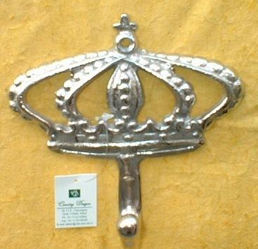 metal desgin single wall hook