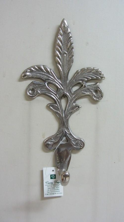 metal leafs wall hook
