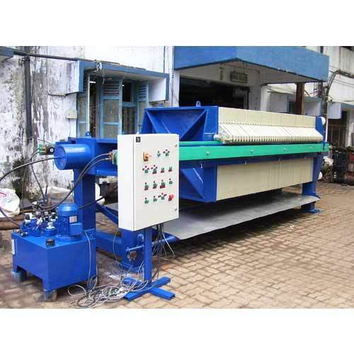 Semi Automatic Filter Press