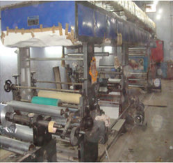 Adhesive Tape Lamination Machine