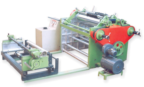 Roll to Roll Slitting Machine