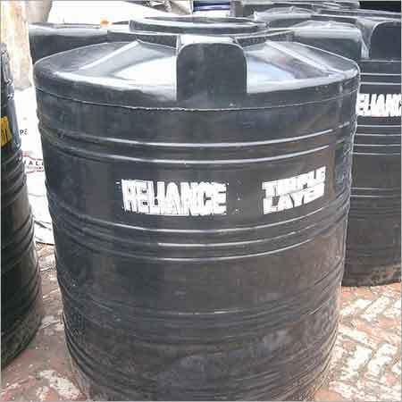 Black Water Tanks