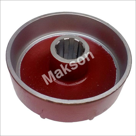 Rear Brake Drum Escort Tractor Parts