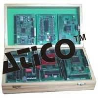 Embedded Trainer for Microchip PIC16F877