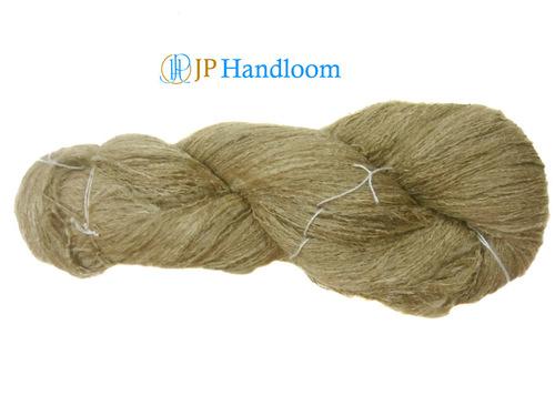 Tussah fine silk yarn (Natural)