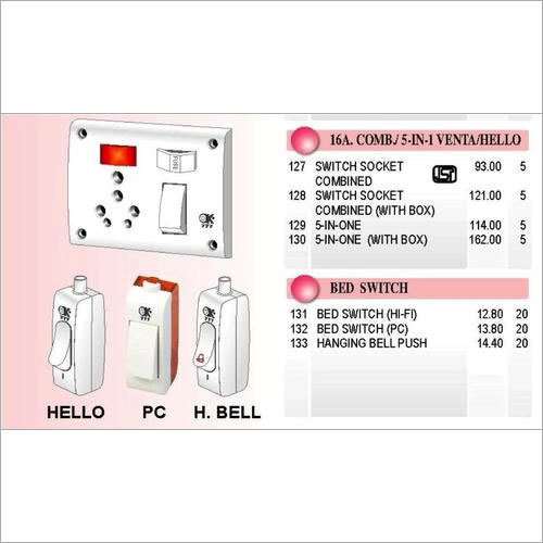 Bed Switch, Bed Switch Manufacturers & Suppliers, Dealers