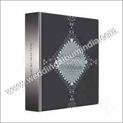 Silver Plated Photo Album