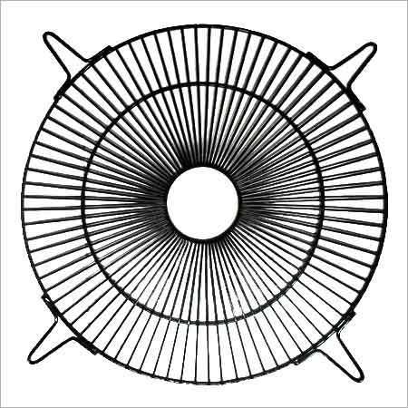 Fan Grill (Round) Metal