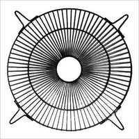Metal Fan Grill (Round)