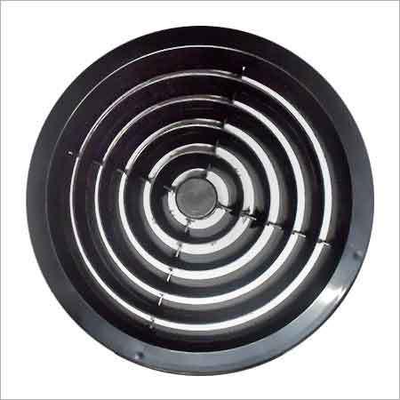 Fan Grill (Round) PVC