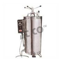 Autoclave Single Chamber