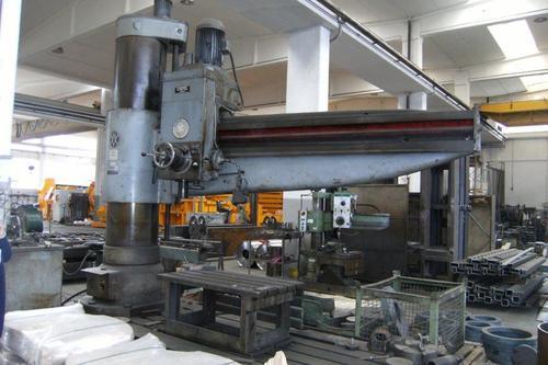 Used Csepel Radial Drilling Machine