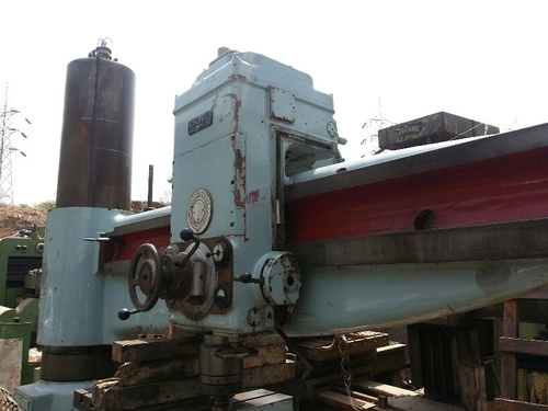 Used Radial Drilling Machines