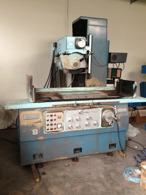 Used MECLOR ITALIAN  1000 * 500MM SURFACE GRINDER